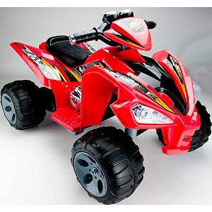 Atv electric JS007 Rosu