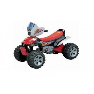 Atv electric A22 12 volti rosu