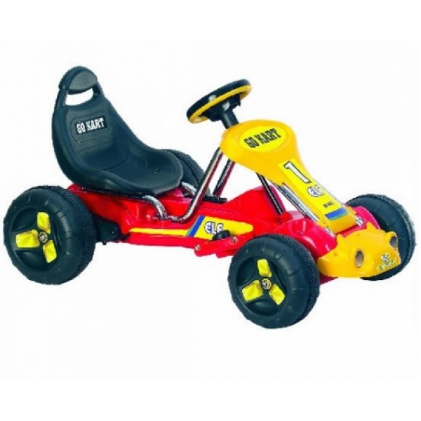 Kart electric 9788 rosu